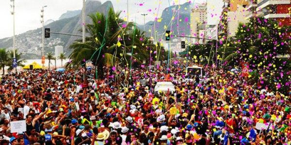 Começou hoje cadastro de blocos para desfile do carnaval carioca 2019