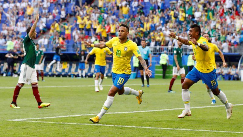 """Brasil no """"Caldeirão das quartas e finais"""""""