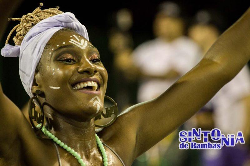 Okê Arô !!! A escola de Samba Barroca Zona  Sul colhe bons frutos em seu segundo ensaio técnico.