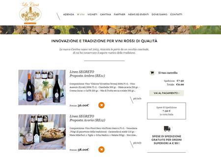 1 Minute Site - Sito Web La Ciesa