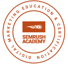 semrush accademy partner