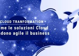 Soluzioni cloud per trasformazione digitale