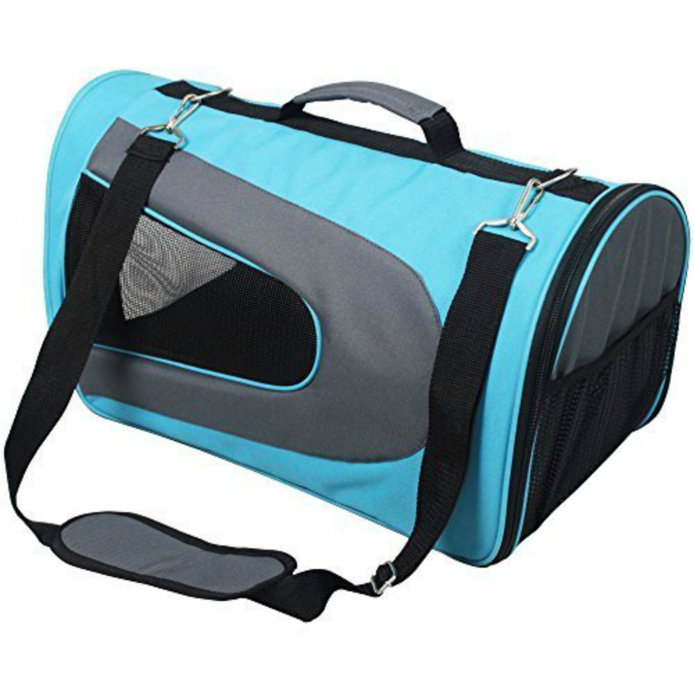 Pet Magasin Soft-Sided Airline Approved Pet Carrier