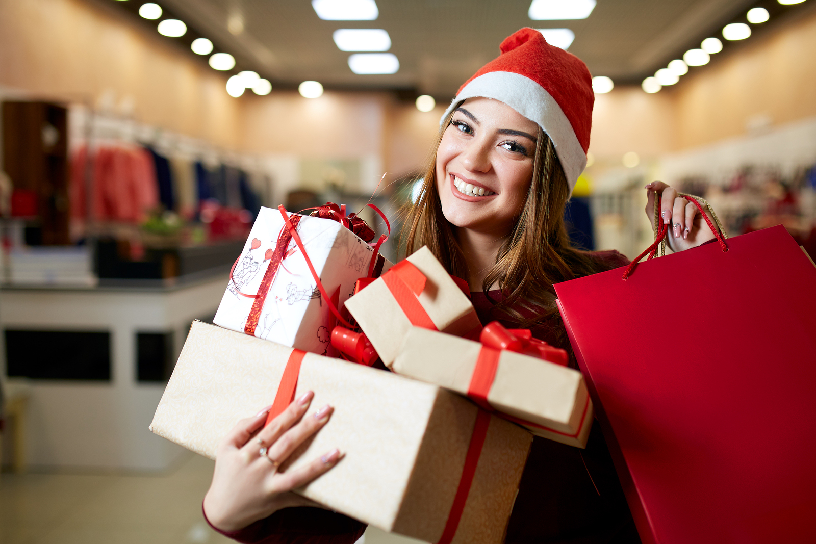 Holiday Shopping-Sinuate