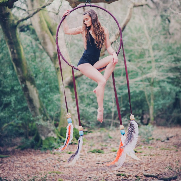 Dreamcatcher Aerial Hoop Siobhan Johnstone