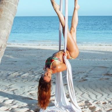 Island Aerial Silks