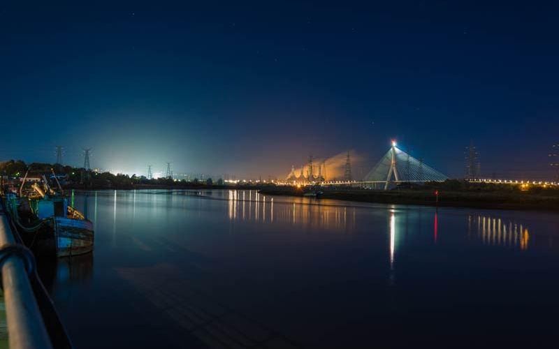The Flintshire Bridge to Nowhere