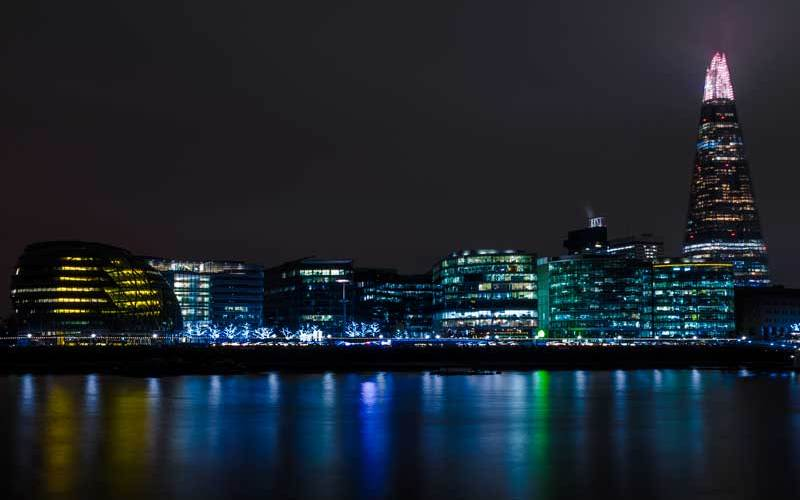 A Splash of London Colour