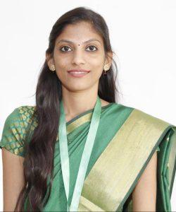 Mrs. Manisha Patil Lecturer