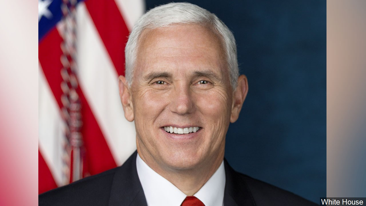 mike pence white house