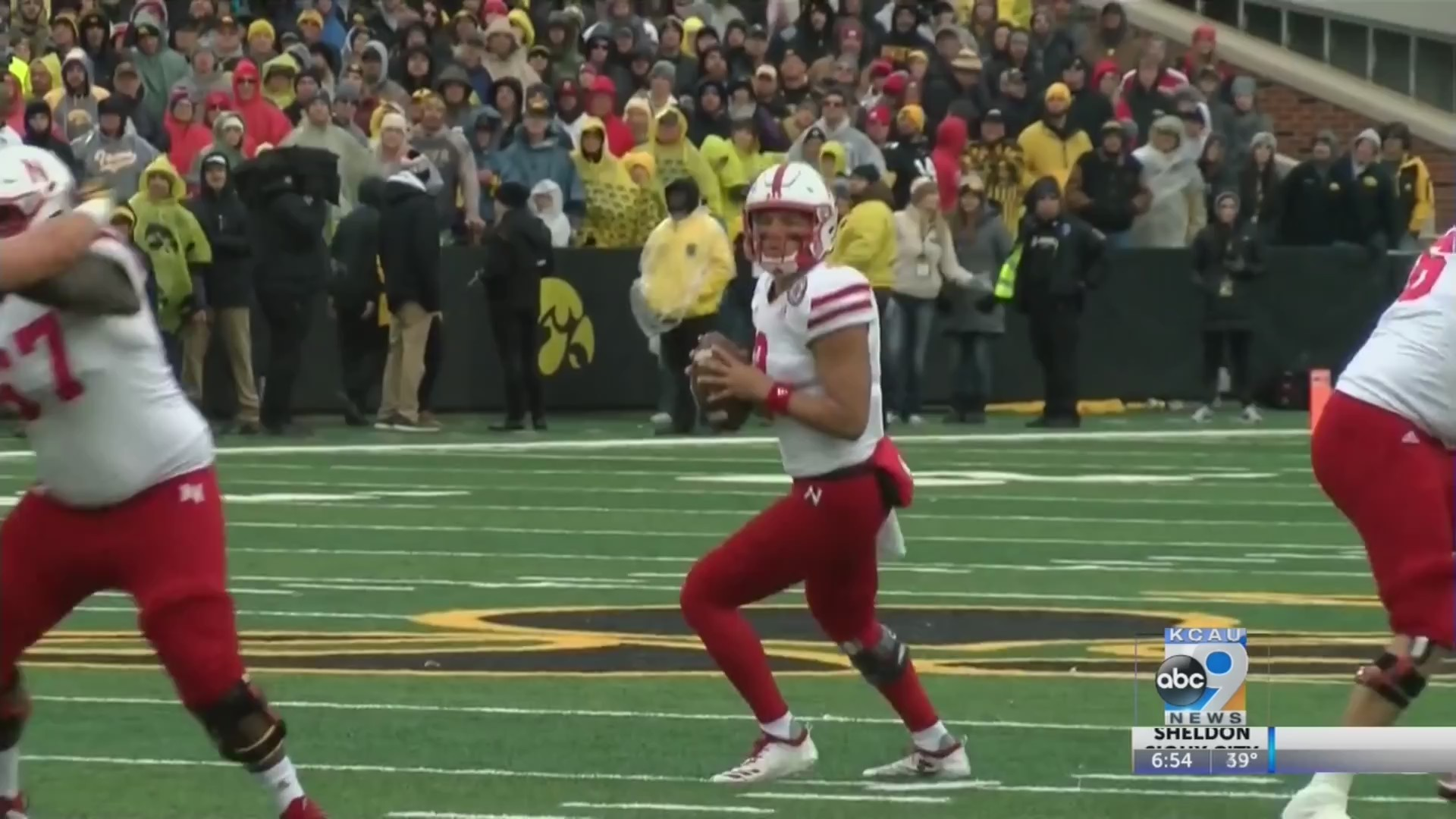 Iowa beats Nebraska