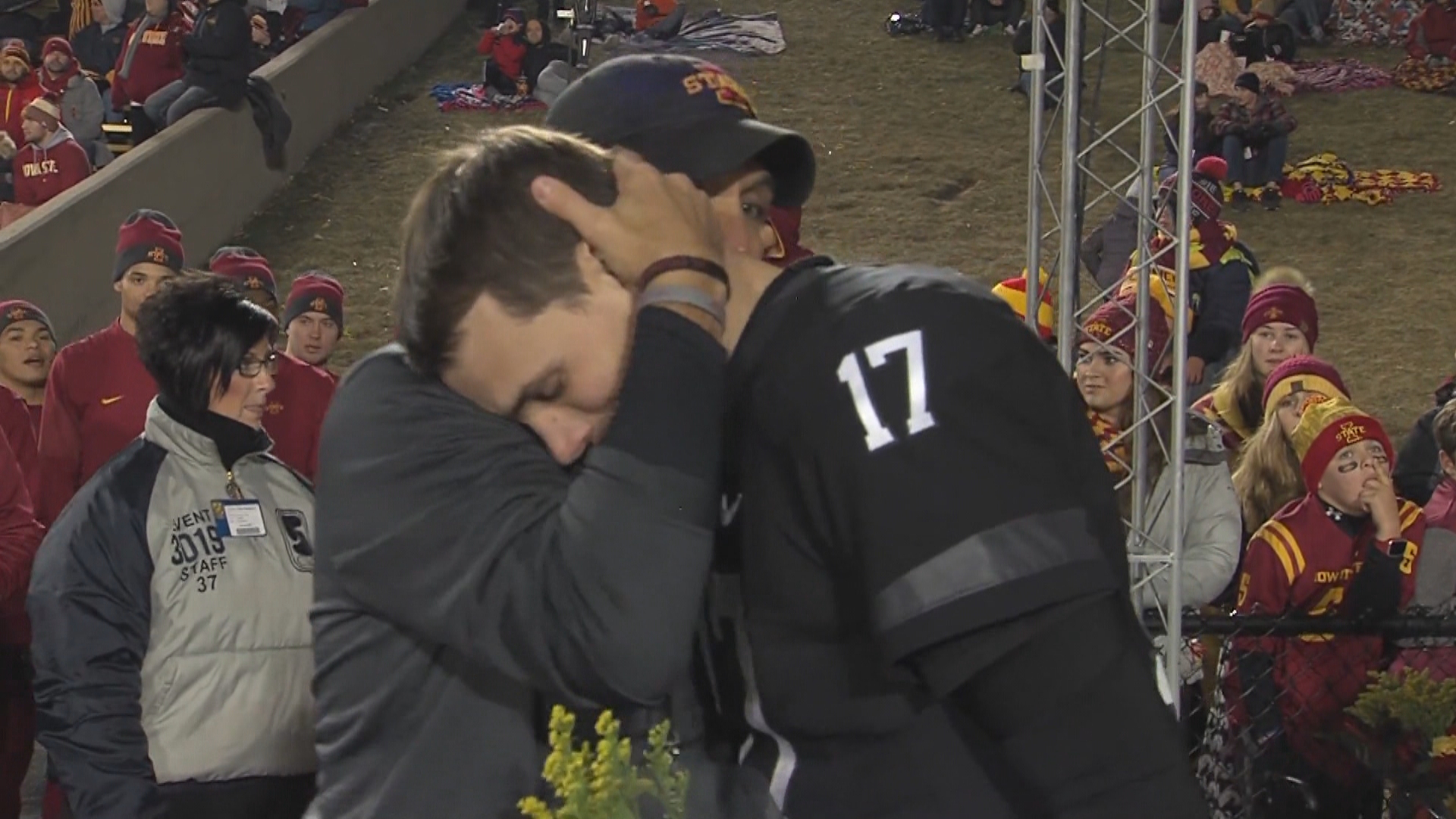 Iowa State comes from behind