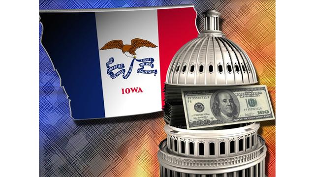 Capitol Hill Iowa Flag_