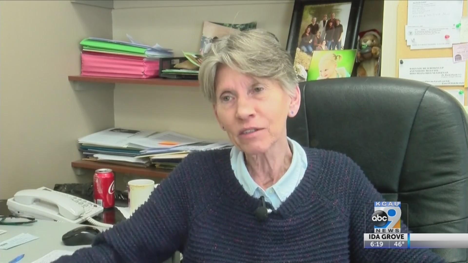 Celebrating Women: Social Worker Barb Wingert