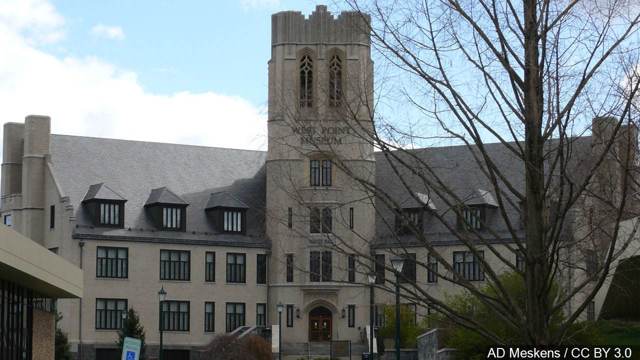 west point academy building