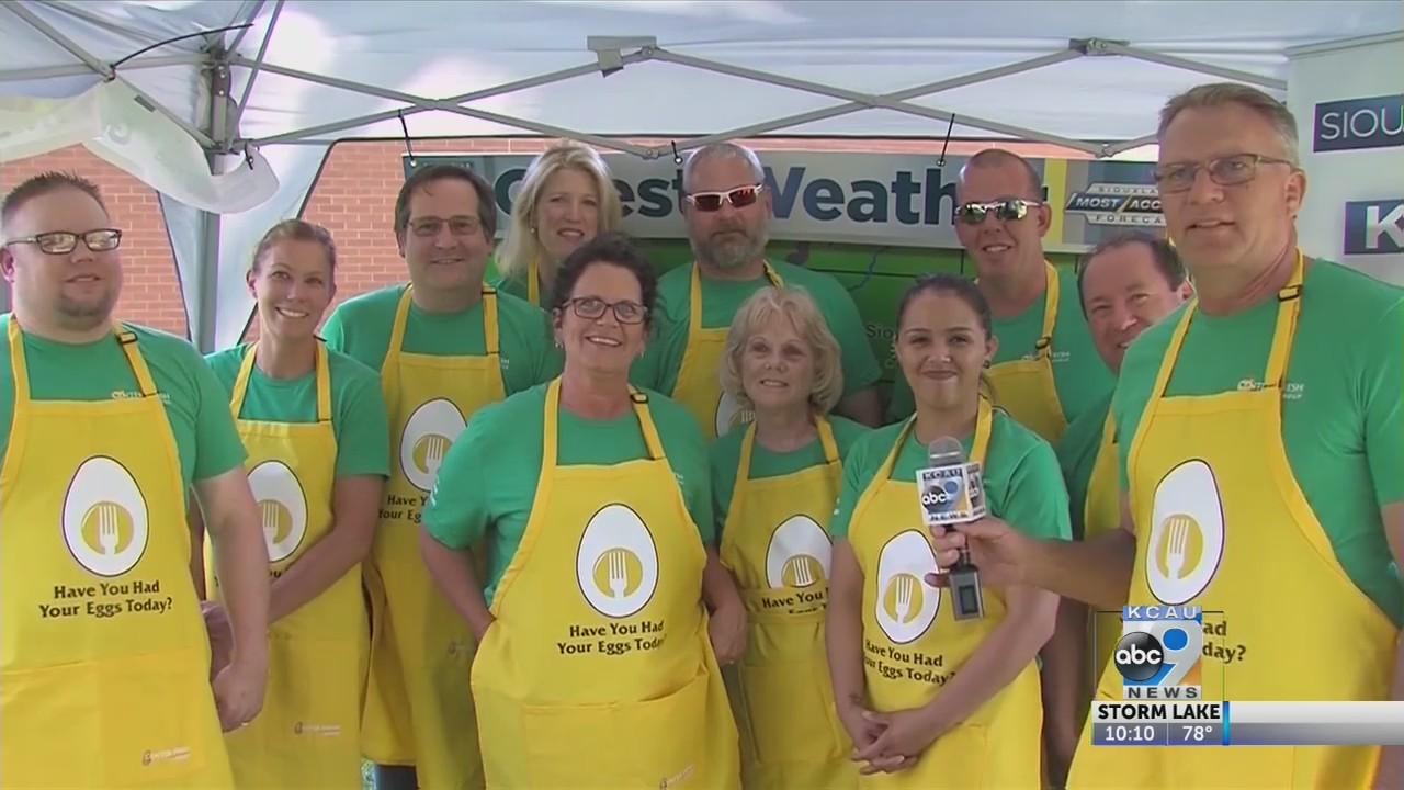 Guest Weather - Sioux Center Summer Celebration 10pm 6-6-19