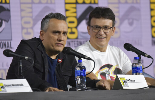 Joe Russo, Anthony Russo