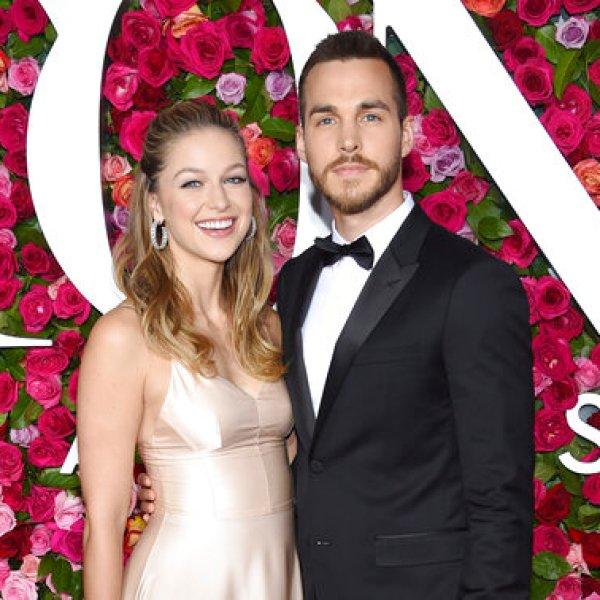 Melissa Benoist, Chris Wood