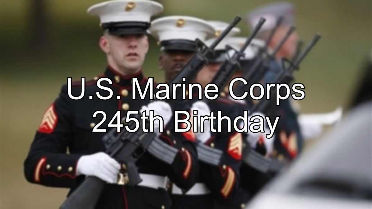 Digital Exclusive U S Marine Corps Celebrates 245th Birthday Siouxlandproud Sioux City Ia News Weather And Sports