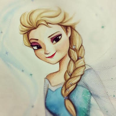 Elsa (from Frozen)