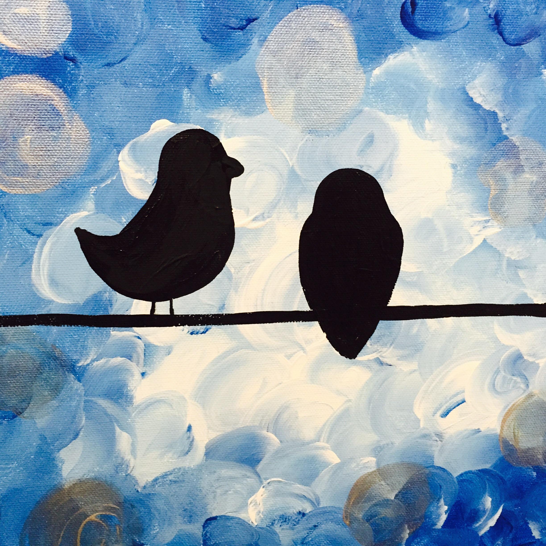 Sparkle Birds