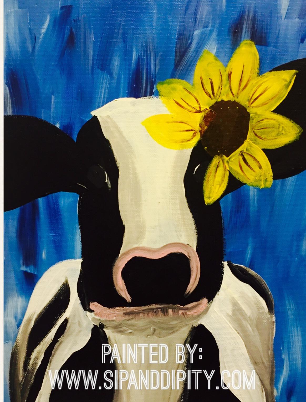 Fancy the Cow
