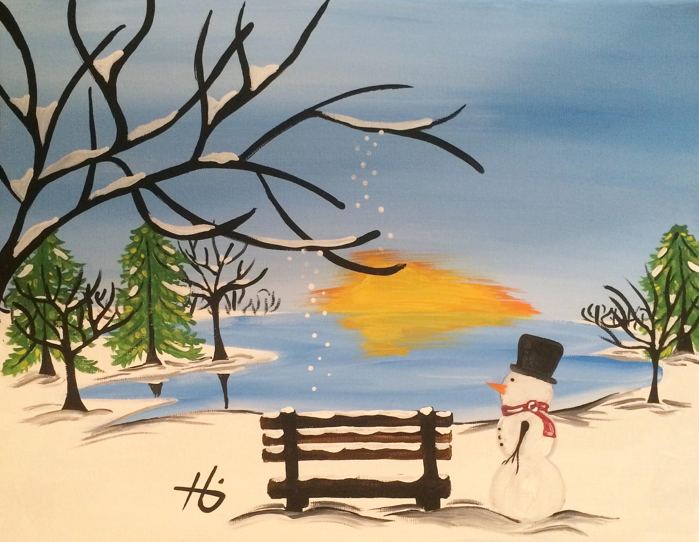 Wintery Bliss
