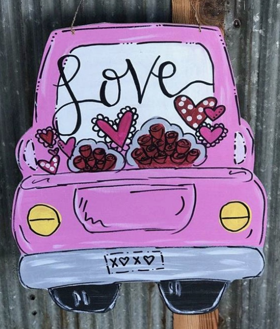 Valentine Trucks