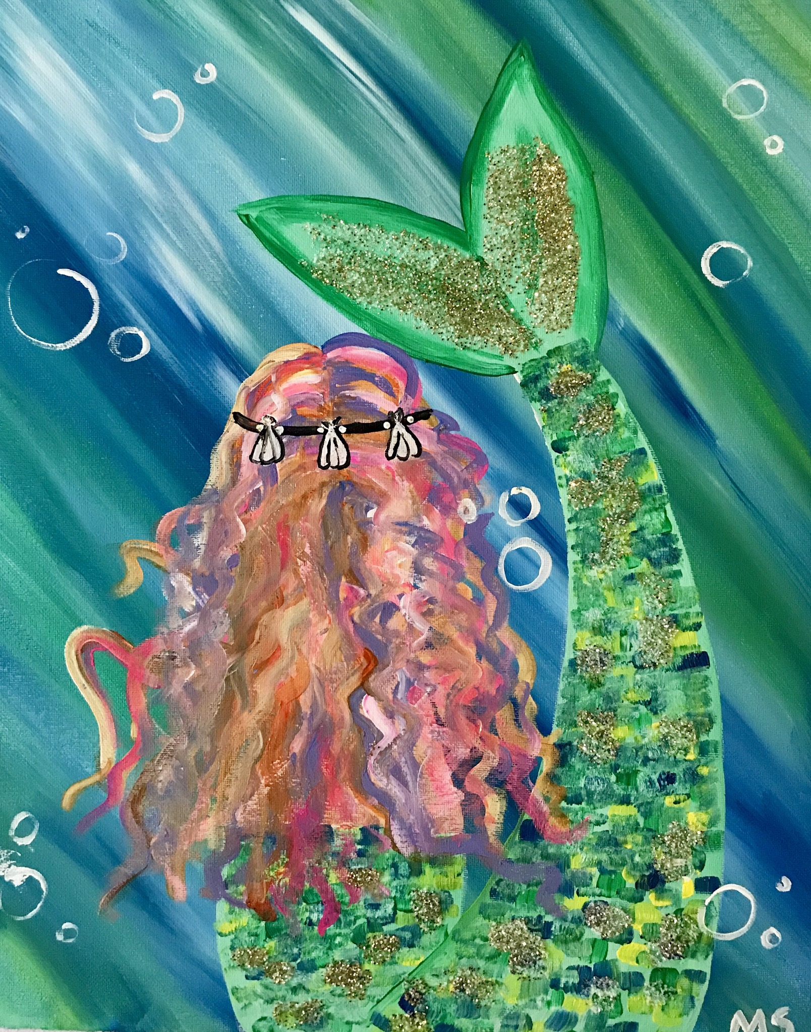 Mermaid- Family Friendly