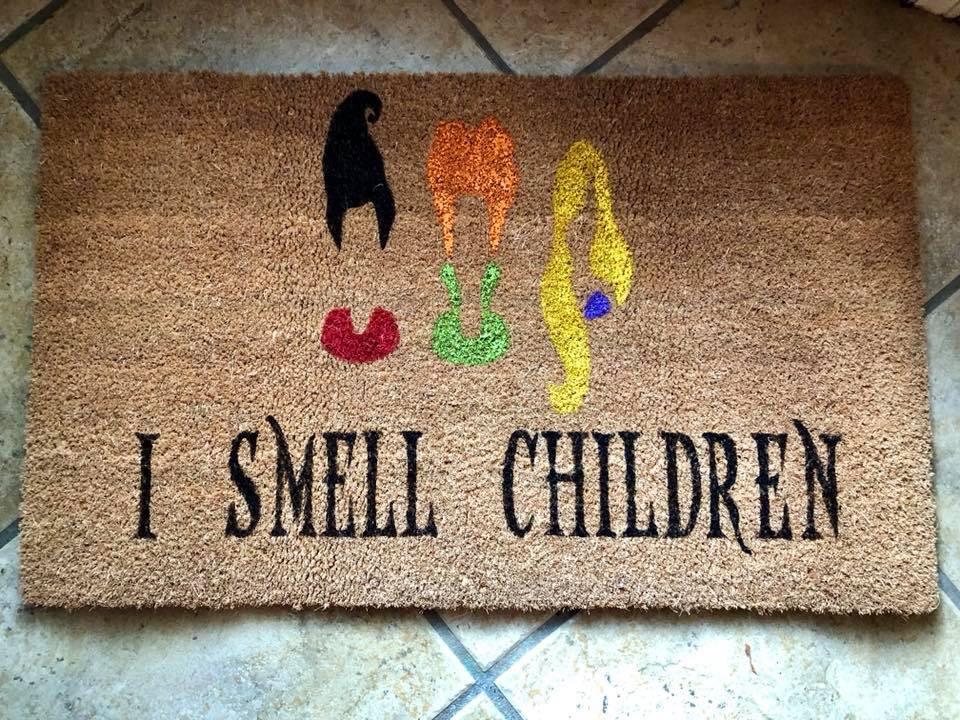 Hocus Pocus Doormat