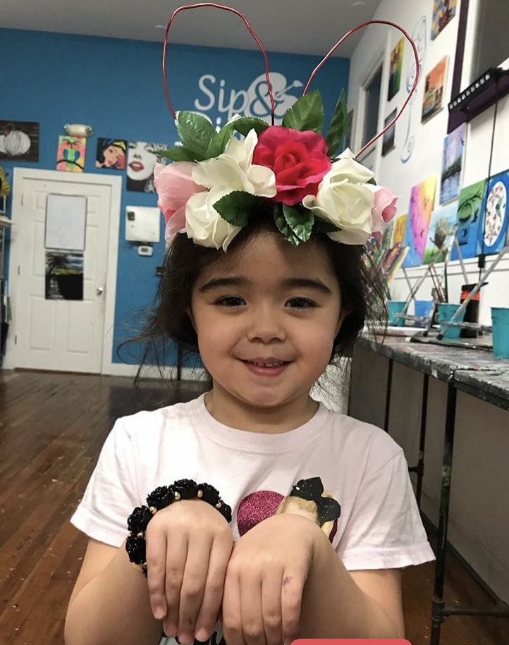 Kids Crafternoon- Bunny Crowns