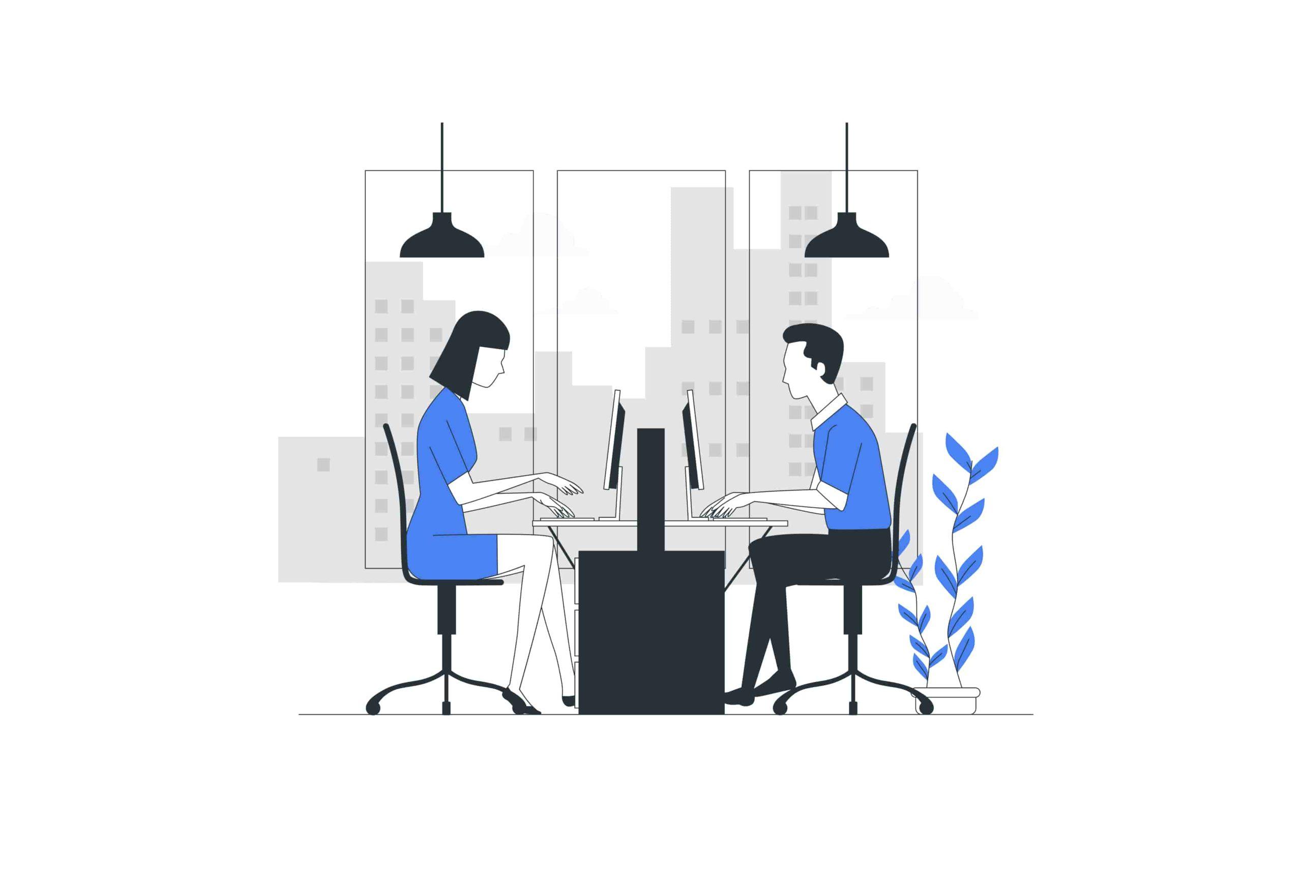 struktur jabatan perusahaan
