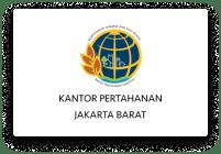 logo kantor pertahanan jakarta barat