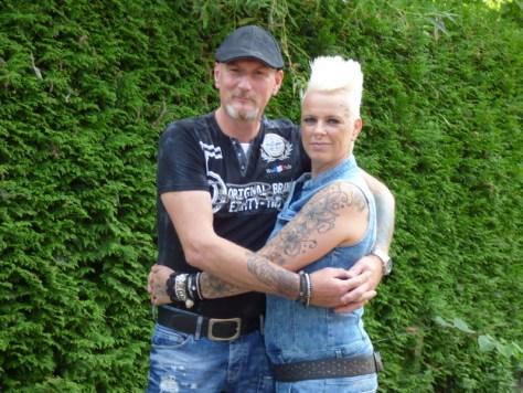 Mijn vrouwtje en ik!!!