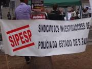 Faixa da participação do SIPESP