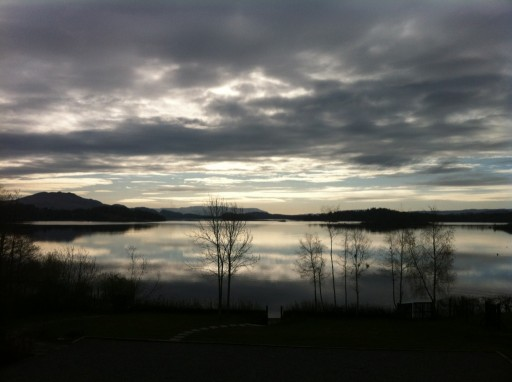 Loch Lomond - Perfect Morning