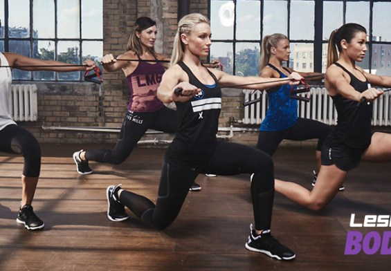 Les Mills BodyVive Header