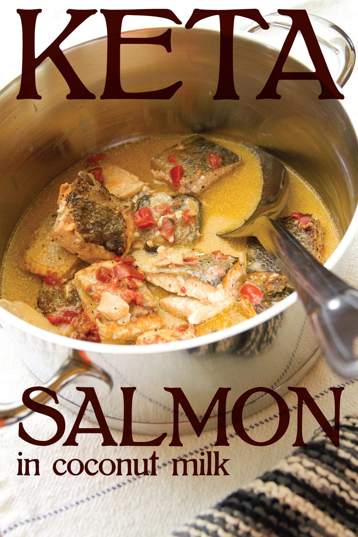 Chum salmon: cooking recipe with photo 96