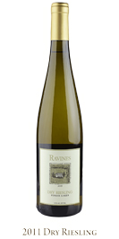 Ravines Dry Riesling wine pairing by Grant Henry Sippity Sup