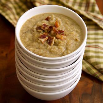 Jerusalem Artichoke Soup from Sippity Sup