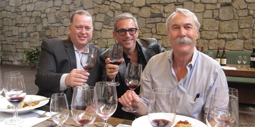 Ken Eskenazi wine blending seminar