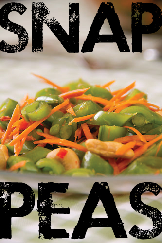 Sugar Snap Peas Salad
