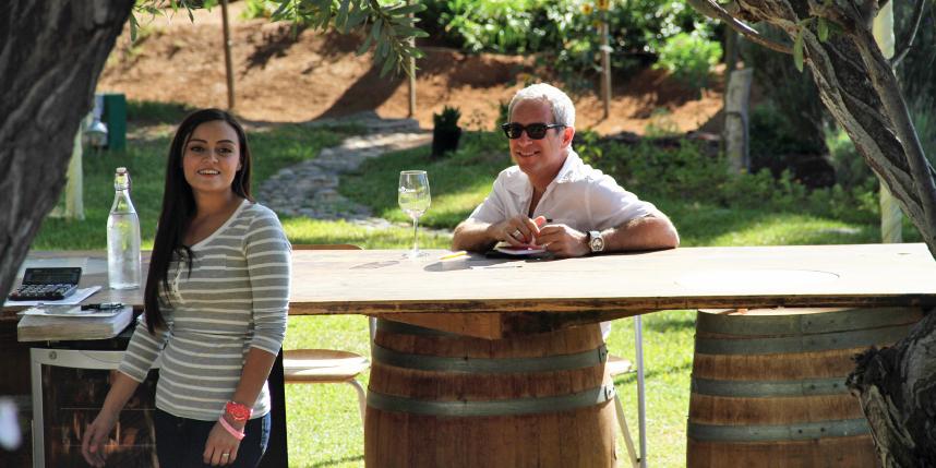 Monte Xanic Winery Baja