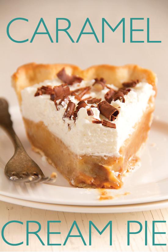 Caramel Cream Pie