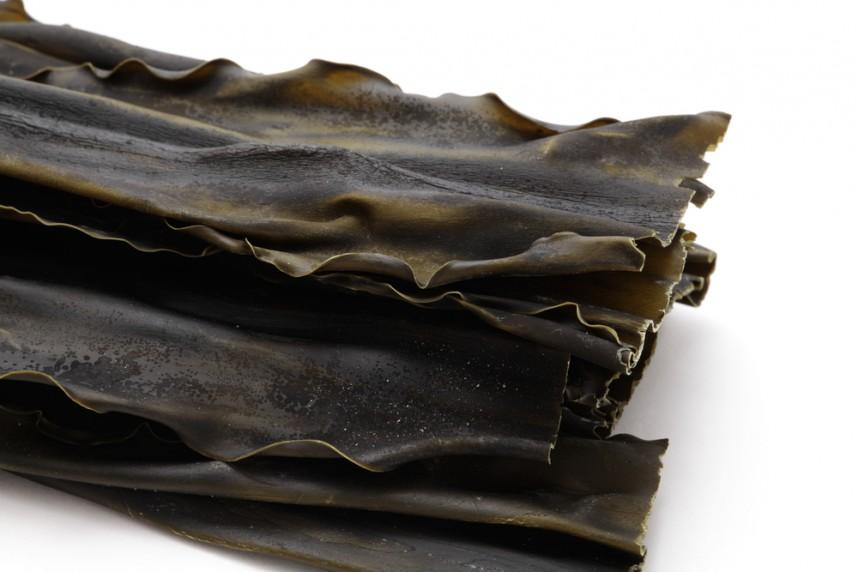Konbu Seaweed Martini