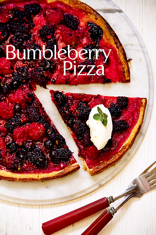 Bumbleberry Pizza