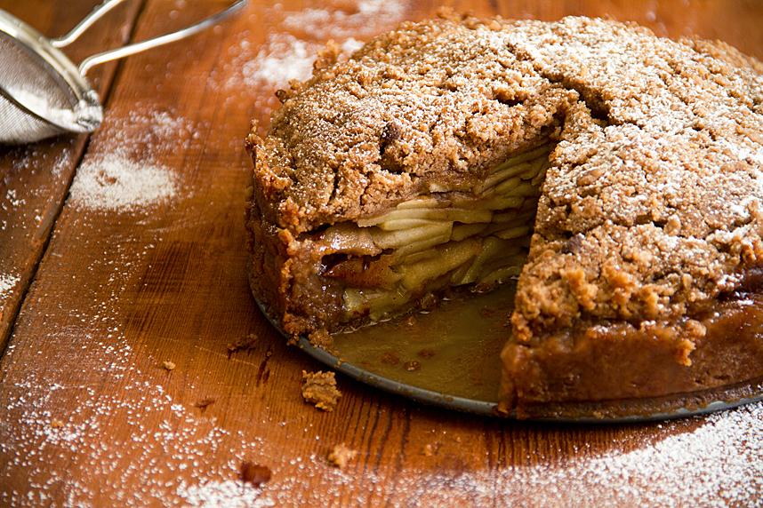 Apple Pie Cake Sippitysup