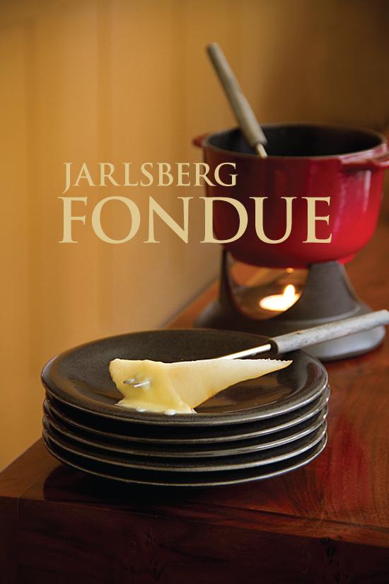 Jarlsberg Cheese Fondue