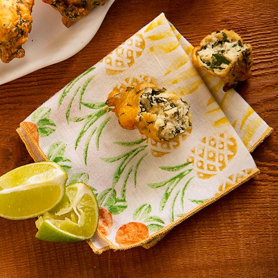 Buñuelos de Algas (Seaweed Fritters)