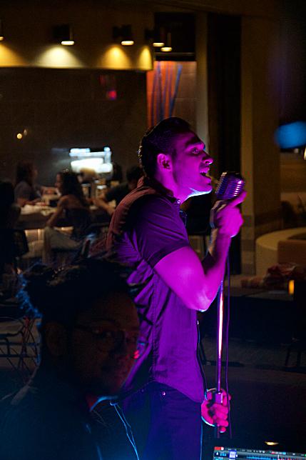 HooDoo Cocktail Lounge Singer Chris Lomeli